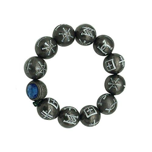 Moniku Men's Kimoyo Bracelet Alloy Beaded Hand Jewelry Accessories