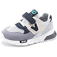 MEIBY Kids Girls Boys Fashion Mesh Sneakers Shoes, Lightweight Sneakers, Breathable Sports Shoes, Sneakers Soft Sole Running Shoes
