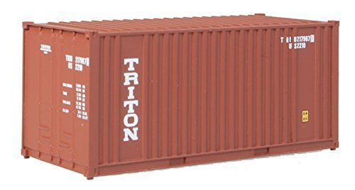20 Ribbed Side Assembled Container Triton