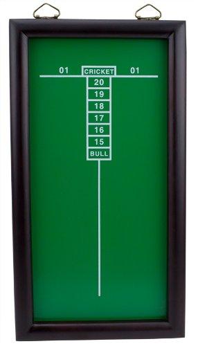 Triple Out Darts Green Cricketeer Dart Chalkboard by Triple Out Darts