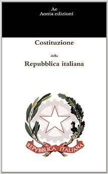 Book Costituzione Della Repubblica Italiana