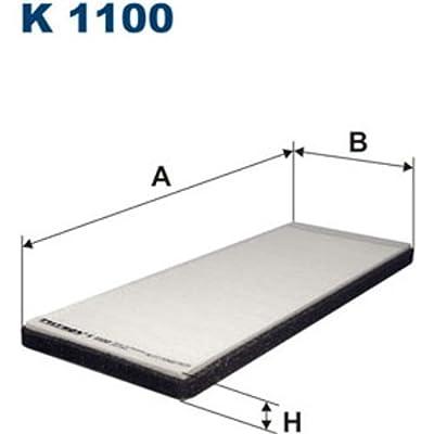 FILTRON K1100 Heating: Automotive