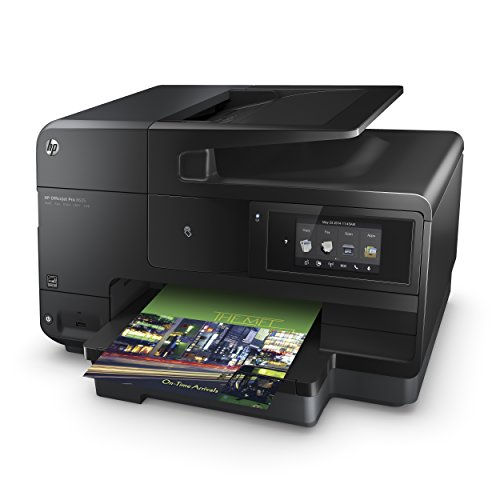 HP OfficeJet Pro 8625 e-All-in-One Wireless Color Inkjet Printer