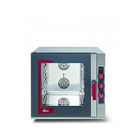 Venix - Horno mixto manual (5 niveles GN 2/3 a 20 GN 1/1) 7 GN 1/1 ...