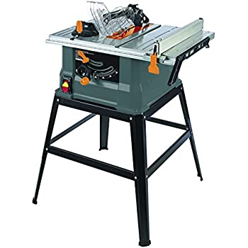 Makita 2705 10 inch contractor table saw power table saws amazon truepower 10 15 amp table saw with steel stand greentooth Gallery