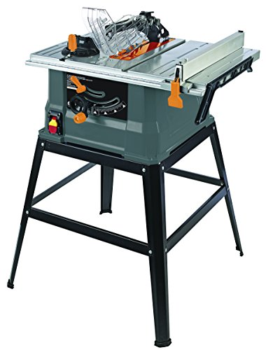 TruePower 10' 15 AMP TABLE SAW WITH STEEL STAND