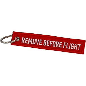 Amazon.com : 1 Pc Mini Pocket Remove Before Flight Follow Me ...