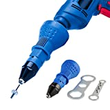 Best Cordless Drill Under 100s - Rivet Gun Cordless Electric Drill Chuck Adapter Insert Review