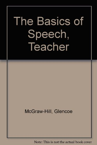 Basics of Speech: 2005 Teachers Edition