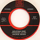 Tony Clarke ' The Entertainer-Jackie Ross ' Selfish one'