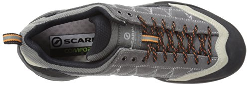 Scarpa Men's Zen Hiking Shoe, Smoke/Fog, 45 EU/11.5 M US by SCARPA (Image #8)