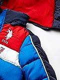 US Polo Association Boys' Toddler Bubble Jacket