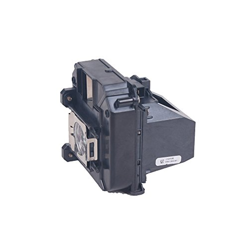 ELPLP68 Projector Replacement Lamp with Housing for Epson EH-TW6000 TW5800C TW8000 TW6100 by LAMTOP
