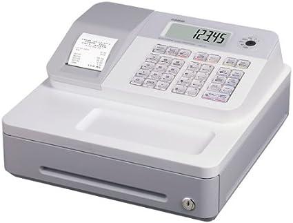 Casio SE-G1SB-WE - Caja registradora (cajón pequeño/grande ...