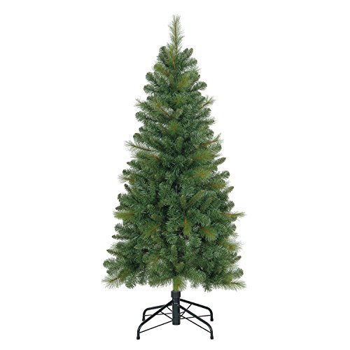 Home Heritage Evergreen Classics 5' Lansing Unlit Artificial Christmas Tree