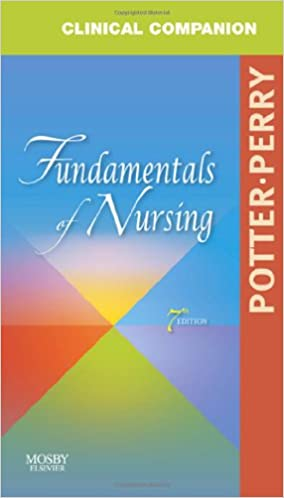 Book Clinical Companion for Fundamentals of Nursing: Just the Facts, 7e