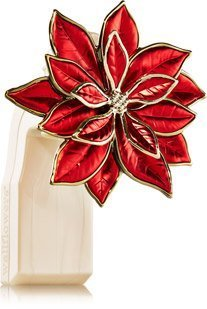 Poinsettia Wall - Bath & Body Works Poinsettia Wallflower Diffuser