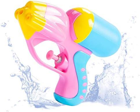 Pistola de agua, pistola de pistola de agua para niños y adultos, juguetes de pistola de