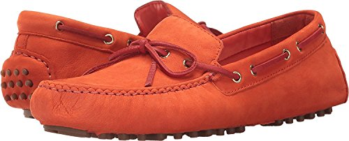 Cole Haan Womens Garnet II Closed Toe Boat Shoes, Orange, Size 6.0