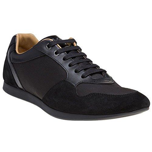 Boss Fulltime_Lowp Uomo Sneaker Nero nero