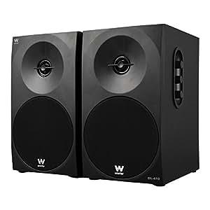 Woxter Dynamic Line DL- 410 - Altavoces multimedia 2.0, potencia 150 W, color negro