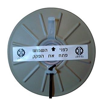 La OTAN israelí Nbc filtro máscara de gas de 40 mm sólo.