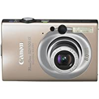 Canon PowerShot SD1100IS 8MP Digital Camera with 3x Optical Image Stabilized Zoom (Gold) Noticeable Review Image
