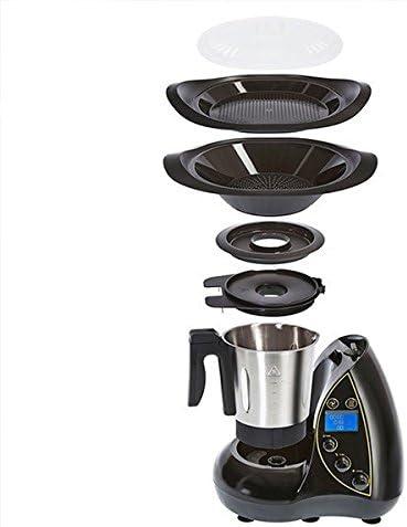 Eurowebb – Robot de Cocina 12 velocidades Préparation repas Facile: Amazon.es: Electrónica