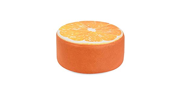 Amazon.com: Paddia Cartoon Fruit Plush Inflatable Seat Sofa ...