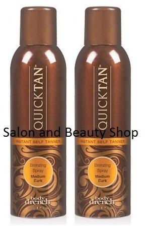 quick tan bronzing spray - 3