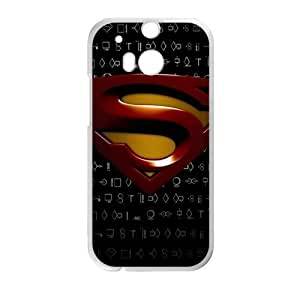 DAZHAHUI Superman Sign Cell Phone Case for HTC One M8 by icecream design
