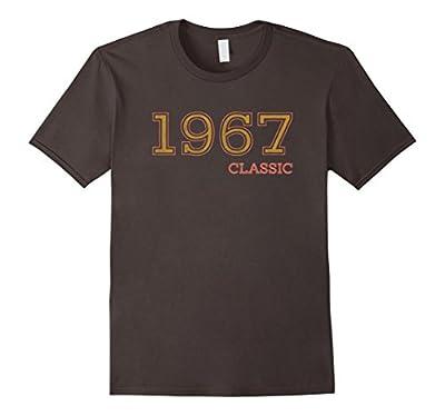 50th Birthday Funny Tshirt, Vintage 1967 Shirt, Gift Idea