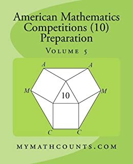 Excellent American Mathematics Competition 10 Practice Yongcheng Chen Easy Diy Christmas Decorations Tissureus