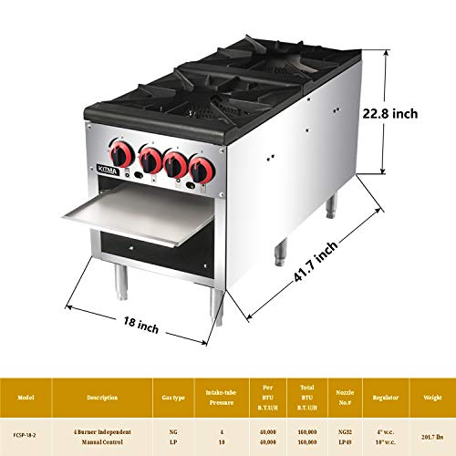 Buy quality gas ranges