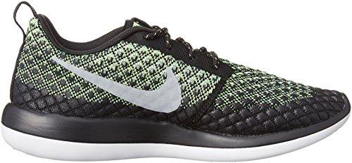 Nike Hombre Roshe DOS Flyknit 365 Negro Zapatillas running 859535 700
