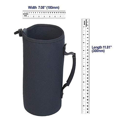 Prototypical (12'') Extra Large Neoprene Lens Case (Lens Pouch) by Digital Nc