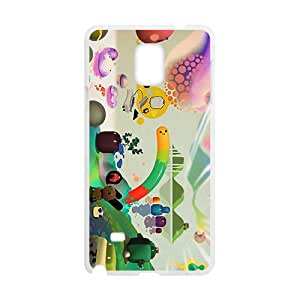 Attractive Creative Cartoon Pattern Hot Seller High Quality Case Cove For Samsung Galaxy Note4