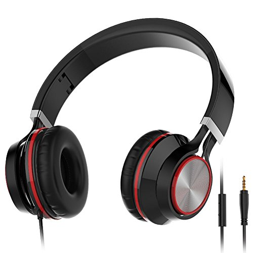 Red Ant Headphones Microphone Smartphones product image