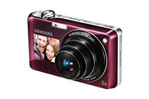 Samsung PL150 Digital Camera - Pink (12.2 MP, 5x Optical Zoom) 1.5 inch LCD