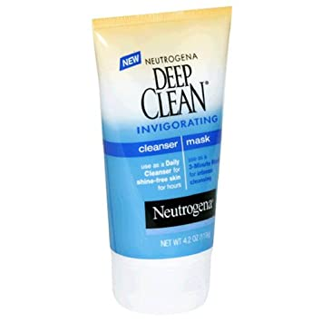 Amazon.com: Neutrogena Deep Clean – Limpiador Vigorizante ...