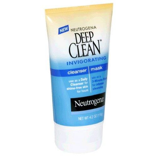 Neutrogena Clean Invigorating Cleanser Ounce