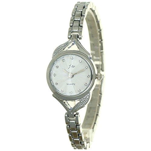 Luxury Rhinestone Alloy Bracelet Watch For Women Fashion Jewelry Watches Stainless Steel Strip Casual Dress Clock Watch