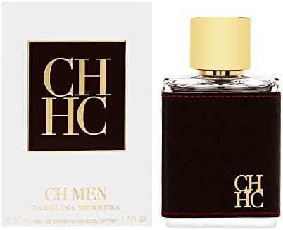 CH by Carolina Herrera for Men - 6.8 oz EDT Spray