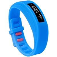 GOQii Life Fitness Band with 12 Months Personal Coaching (Power Black)