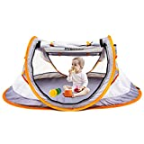 Pop Up Baby Beach Tent,UPF 50+Sun Shelter, Infant