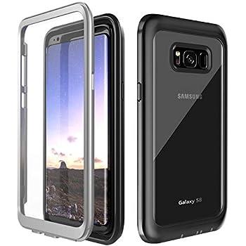 Amazon.com: Samsung Galaxy S8 Plus Case, Singdo Built-in ...