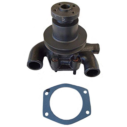 742558M91 New Water Pump Made to fit Massey Ferguson 35 50 203 205 AD3 - Massey Ferguson Pump Water