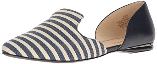 Image of Nine West Women's Shay Fabric Pointed Toe Flat