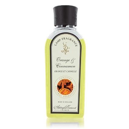 Ashleigh & Burwood Orange & Cinnamon Lamp Fragrance 500ml