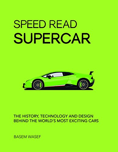 Speed Read Supercar: The History, Technology and Design Behind the World's Most Exciting -